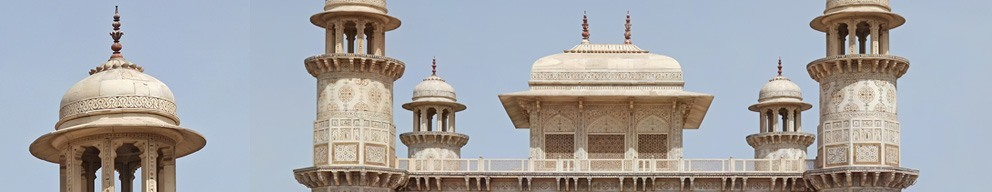 Etimad-ud-Daula Tomb Tour with Golden Triangle Group Tour India