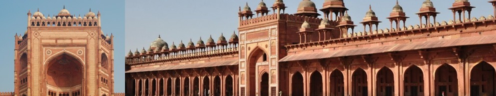 Fatehpur Sikri Tourism with Golden Triangle Group Tour India