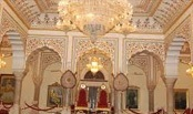 City Palace, Jaipur - most famous tourist attractions and a major landmark in Jaipur