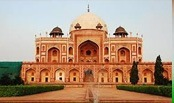 Humayun's Tomb is the Mausoleum of Mughal Emperor Humayun.