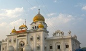 Gurdwara Bangla Sahib is the most prominent Sikh gurdwara, or Sikh house of worship, in Delhi.