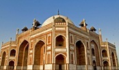 Humayun died in 1556, and his widow Hamida Banu Begam, also known as Haji Begam, commenced the construction of his tomb in 1569.