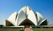 A guide to great photography spots at Lotus Temple.