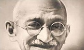 Mohandas Karamchand Gandhi was the preeminent leader of Indian independence movement in British-ruled India.