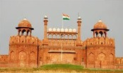 The Red Fort was the residence of the Mughal emperor of India for nearly 200 years, until 1857.