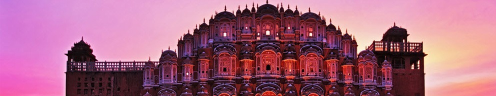 Golden Triangle Group Tour India with Hawa Mahal