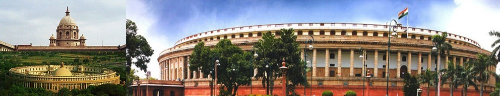 The Parliament House Tour with Golden Triangle Group Tour India
